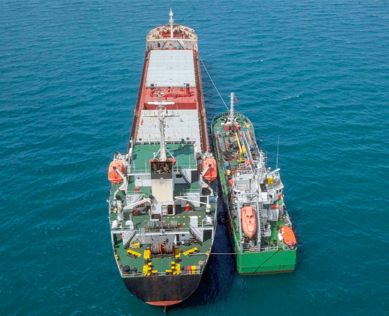 Offshore Bunkering